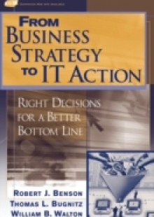 Обложка книги  - From Business Strategy to IT Action