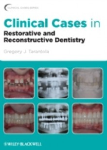 Обложка книги  - Clinical Cases in Restorative and Reconstructive Dentistry