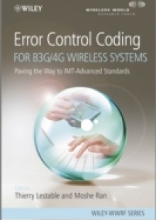 Обложка книги  - Error Control Coding for B3G/4G Wireless Systems