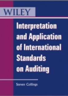 Обложка книги  - Interpretation and Application of International Standards on Auditing