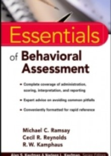 Обложка книги  - Essentials of Behavioral Assessment