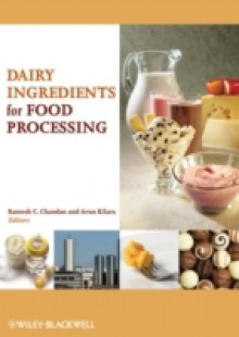 Обложка книги  - Dairy Ingredients for Food Processing