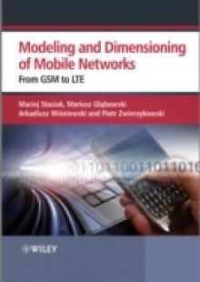 Обложка книги  - Modelling and Dimensioning of Mobile Wireless Networks