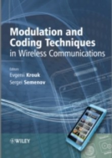 Обложка книги  - Modulation and Coding Techniques in Wireless Communications
