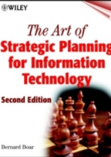 Обложка книги  - Art of Strategic Planning for Information Technology