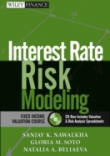 Обложка книги  - Interest Rate Risk Modeling