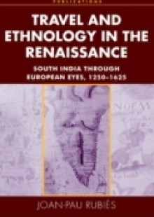 Обложка книги  - Travel and Ethnology in the Renaissance