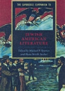 Обложка книги  - Cambridge Companion to Jewish American Literature
