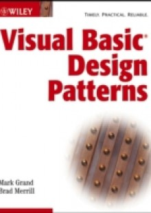 Обложка книги  - Visual Basic Design Patterns