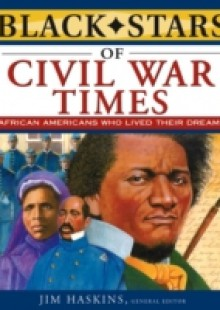 Обложка книги  - Black Stars of Civil War Times
