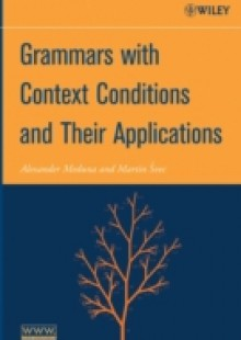 Обложка книги  - Grammars with Context Conditions and Their Applications