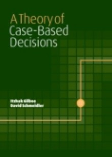 Обложка книги  - Theory of Case-Based Decisions