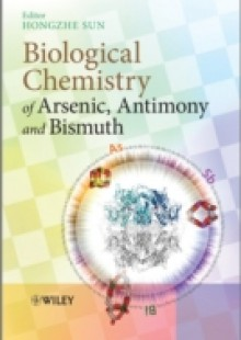 Обложка книги  - Biological Chemistry of Arsenic, Antimony and Bismuth