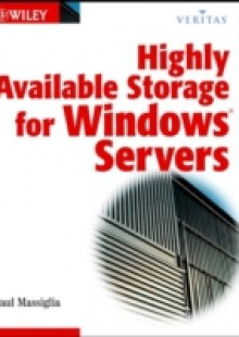 Обложка книги  - Highly Available Storage for Windows Servers