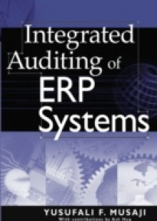 Обложка книги  - Integrated Auditing of ERP Systems