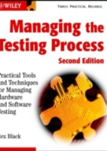 Обложка книги  - Managing the Testing Process