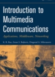 Обложка книги  - Introduction to Multimedia Communications