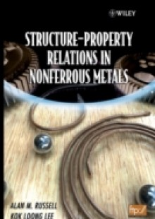 Обложка книги  - Structure-Property Relations in Nonferrous Metals