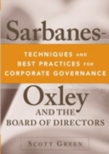 Обложка книги  - Sarbanes-Oxley and the Board of Directors