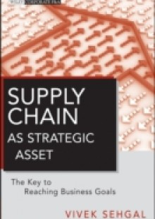 Обложка книги  - Supply Chain as Strategic Asset