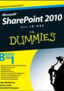 Обложка книги  - SharePoint 2010 All-in-One For Dummies