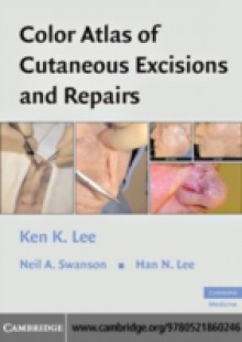 Обложка книги  - Color Atlas of Cutaneous Excisions and Repairs