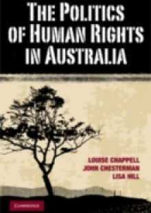 Обложка книги  - Politics of Human Rights in Australia
