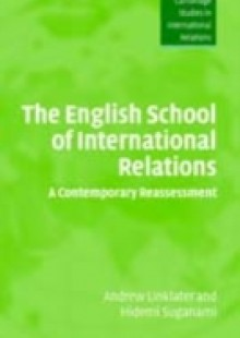 Обложка книги  - English School of International Relations
