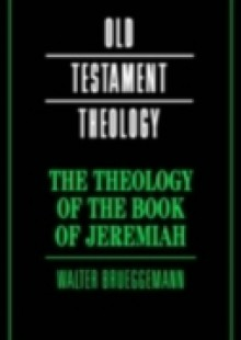 Обложка книги  - Theology of the Book of Jeremiah