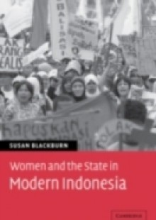 Обложка книги  - Women and the State in Modern Indonesia
