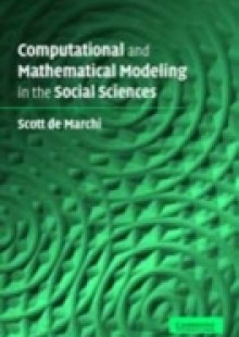 Обложка книги  - Computational and Mathematical Modeling in the Social Sciences