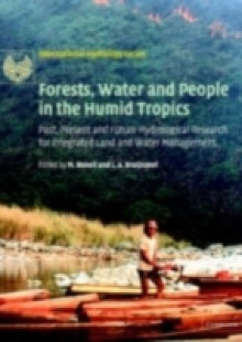 Обложка книги  - Forests, Water and People in the Humid Tropics