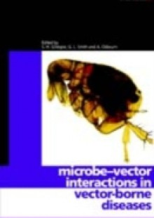 Обложка книги  - Microbe-vector Interactions in Vector-borne Diseases