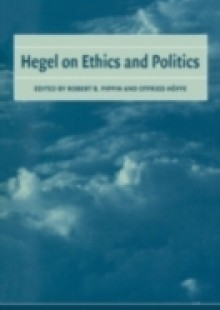 Обложка книги  - Hegel on Ethics and Politics