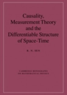 Обложка книги  - Causality, Measurement Theory and the Differentiable Structure of Space-Time