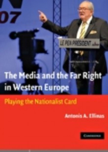 Обложка книги  - Media and the Far Right in Western Europe