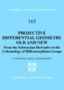 Обложка книги  - Projective Differential Geometry Old and New
