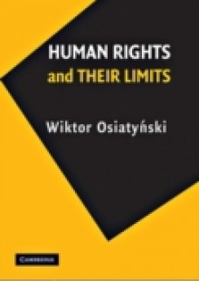 Обложка книги  - Human Rights and their Limits