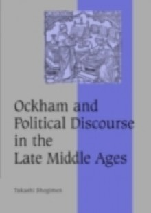 Обложка книги  - Ockham and Political Discourse in the Late Middle Ages