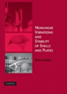 Обложка книги  - Nonlinear Vibrations and Stability of Shells and Plates