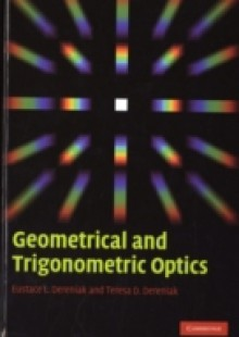 Обложка книги  - Geometrical and Trigonometric Optics