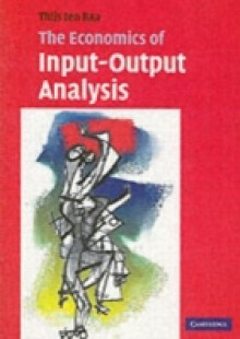 Обложка книги  - Economics of Input-Output Analysis