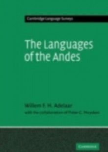 Обложка книги  - Languages of the Andes