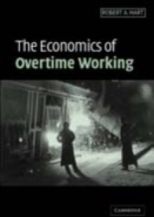 Обложка книги  - Economics of Overtime Working