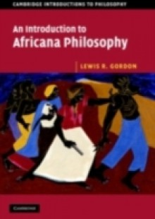 Обложка книги  - Introduction to Africana Philosophy