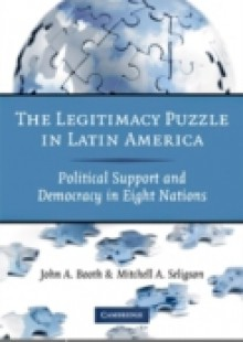 Обложка книги  - Legitimacy Puzzle in Latin America
