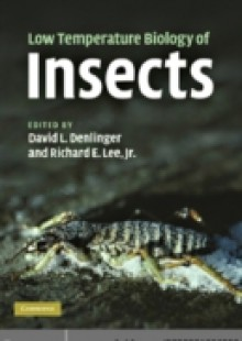 Обложка книги  - Low Temperature Biology of Insects