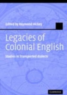 Обложка книги  - Legacies of Colonial English