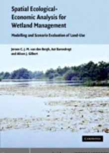 Обложка книги  - Spatial Ecological-Economic Analysis for Wetland Management