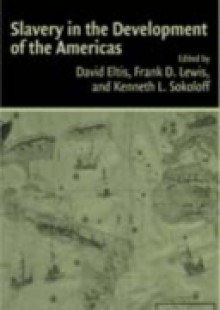 Обложка книги  - Slavery in the Development of the Americas